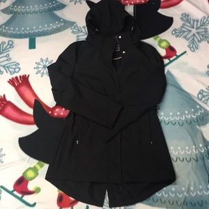 Womens Tommy Hilfiger Quarter Trench Coat